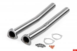 APR Exhaust Race Midpipes - 2.5 TFSI EA855 EVO
