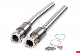 APR Exhaust Race Midpipes with Catalysts - 2.5 TFSI EA855 EVO