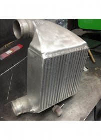 RS6 Side Mount Intercoolers