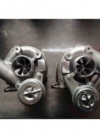 Billet K24+ Turbochargers