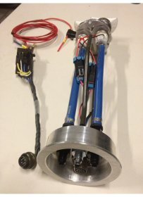 2.7T Twin Fuel Pump System