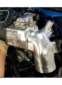 2.5T FSI 8V Throttle Inlet Pipe