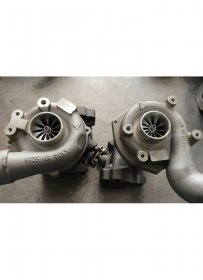Billet K04 RS4+ hybrid Turbos