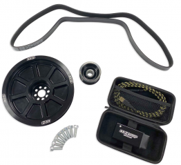 DUAL PULLEY PERFORMANCE PACK, 190MM, AUDI B8 S4/S5/Q5/SQ5, C7 A6/A7, D4 A8 3.0 TFSI