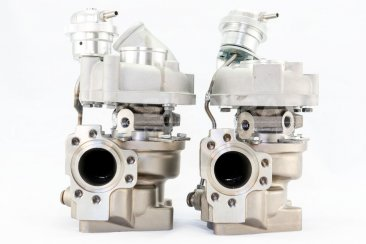 Billet RS6 K24 hybrid Turbos
