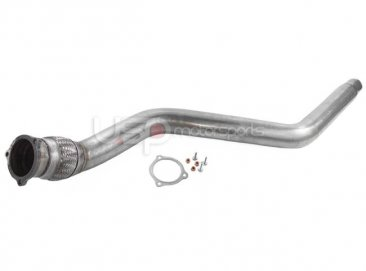 "USP 3"" Downpipe For Audi 2.0T"