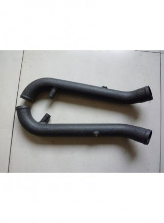 2.7T Bi Pipes with Methanol Bungs