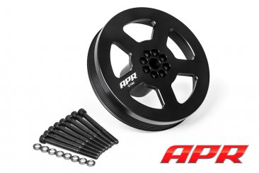 APR Supercharger Crank Pulley - 3.0 TFSI