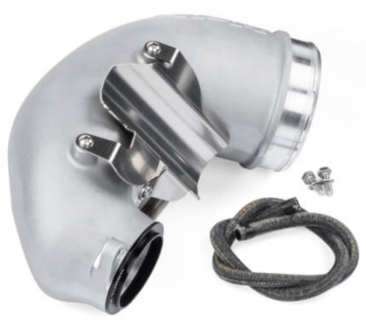 APR 2.5 TFSI EVO TURBOCHARGER INLET SYSTEM - (CAST INLET ONLY)